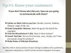 12 Tips for Creating Amazon Product Listings That Outsell The Compe...
