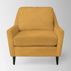 Everett Armchair - Solids | West Elm