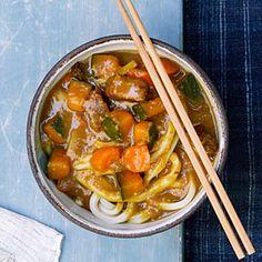 Beef Curry Udon (Kare Udon) | MyRecipes.com