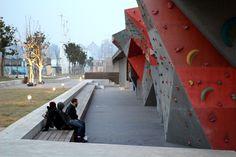 Bridge Climbing Wall (Shanghai, China)
