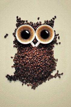 Coffe owl!!! I'm in love!!!!!