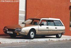 CX 2.5D Break, 1982