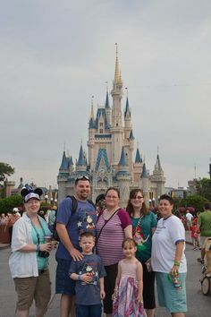 Trip Report: The Turner Family! (July/August 2014) ~ WDW Hints