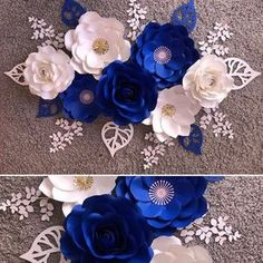 Excellent diy flowers detail are offered on our web pages. Take a look and you wont be sorry you did. Paper Flower Decor, Large Paper Flowers, Paper Flower Backdrop, Flower Wall Decor, Flower Crafts, Diy Flowers, Flower Decorations, Mason Jar Diy, Mason Jar Crafts