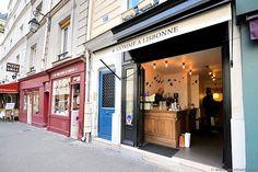 Comme à Lisbonne -  37 Rue du Roi de Sicile, Paris