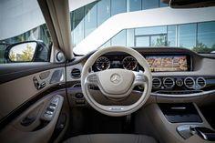 2015 Mercedes-Benz S65 AMG Interior