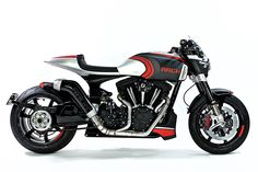 Arch 1s Motorcycle and Method 143 Concept Unveiled at EICMA - The Drive