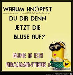 #Argumente einer #Frau....