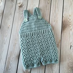 Ravelry: Arrowhead Baby Pants or Overalls pattern by Crochet by Jennifer