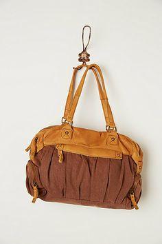 Gathered Shoulder Bag - anthropologie.com