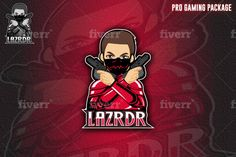 Fiverr freelancer will provide Logo Design services and design cool mascot or esports logo including # of Initial Concepts Included within 1 day Youtube Logo, Esports Logo, Just Give Up, Mascot Design, My Point Of View, Media Kit, Graphic Design Services, Vector File, Overlays