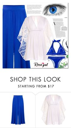 """""""Rosegal 8"""" by soofficial87 ❤ liked on Polyvore"""