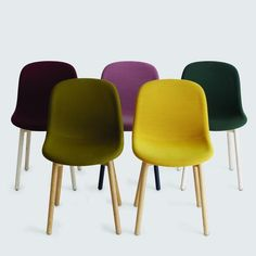 Neu 13 Chair - Upholstered