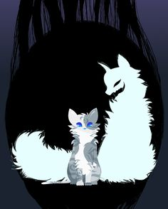 Ivypaw and the Dark forest. Why do people say that ivypaw loved hawkfrost I mean leik why hawkfrost was ace