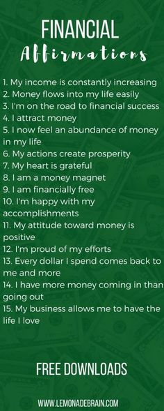 #affirmations #resolutions #intentions April 2018