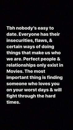 Find someone who will love you on your worst days and fight through the hard times. Hard Day Quotes, Quotes About Hard Times, Me Quotes, Fight Quotes, Asshole Quotes, Qoutes, Love You The Most, Still Love You, Relationship Fighting Quotes
