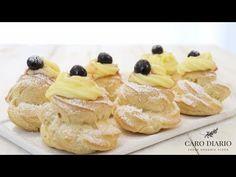 ZEPPOLE MONDIALI i segreti della ricetta infallibile | Il Ricettario #51 - YouTube