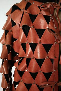Paco Rabanne late 1960's detail