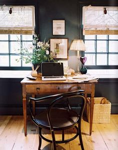 I'm Loving It - Dark Blue Walls - Simply The Nest - English Girl Blogging About House Renovation, DIY, Recipes, Inspirational Interiors, Design & Life in a Manchester Nest