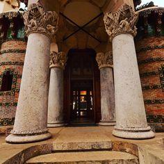 #comillas #cantabria #españa #spain #gaudi #antonigaudi Gaudi, Instagram Posts, Home Decor, Scenery, Decoration Home, Room Decor, Home Interior Design, Antoni Gaudi, Home Decoration
