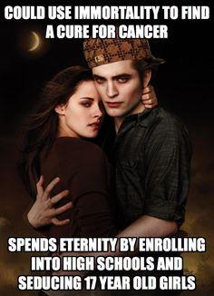 Scumbag Edward Cullen