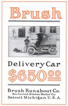 delivery car