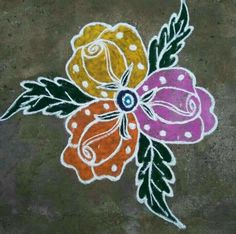 Learn To Sketch, Latest Rangoli, Rangoli Designs Images, Turkish Tiles, Simple Rangoli, Collections, My Favorite Things, Decoration, Floral