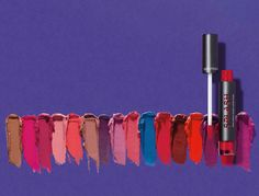 16 different liquid lipstick shades! buy them now before some of discontinued at the end of August Lipstick Art, Lipstick Shades, Liquid Lipstick, Younique Presenter, Celtic, Beauty Makeup, Vibrant Colors, Fragrance, Cosmetics