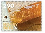 Honey Bees | New Zealand Post Stamps