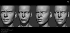 ArtStation - Skull and Bones - Characters for cinematic trailer by Platige Image , Izabela Zelmańska