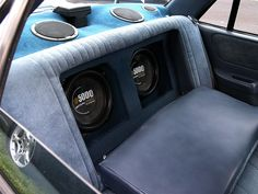 Car audio. #blue (www.wwstereo.com) P6283319 by WWStereo, via Flickr
