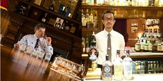 Boa Andersson and Tatsuya Minagawa :: Overseas workers add an international mix to Scotland's national drink :: 1st April, 2015