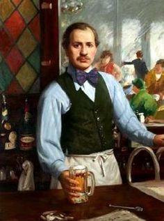 El Museo de Alberto: Bartender