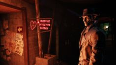 Valentine's Detective Agency screenshot/wallpaper. #Fallout4 #gaming #Fallout #Bethesda #games #PS4share #PS4 #FO4