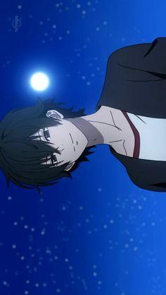 Haru 💙 Tonari no Kaibutsu-kun Hot Anime Boy, All Anime, Me Me Me Anime, Manga Anime, Anime Boys, My Little Monster, Little Monsters, Shizuku And Haru, Naruto And Sasuke