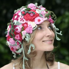 it is very cool - f.e. for a bride in lighter colours