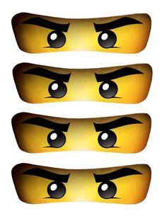 Afbeeldingsresultaat voor ninjago eyes