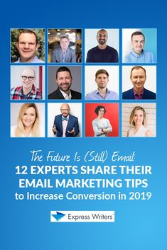Ready to step-up your game? 12 experts are sharing their tips to captivate your audience and increase conversions through EMAIL! Find out what they are in this post. Email Writing, Email Marketing, Writers, Conversation, Posts, Future, Game, Tips, Messages