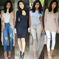 Last weeks #outfit #recap  which one is your  style?