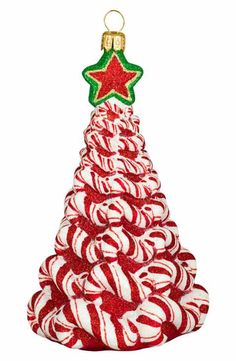 Joy to the World Collectibles 'Glitterazzi Christmas Tree' Ornament