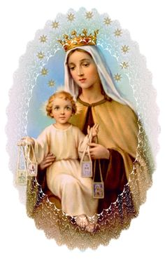 Lady of Mt. Carmel | OUR LADY OF MOUNT CARMEL