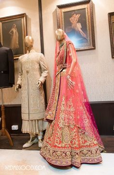 Tarun Tahiliani at Vogue Wedding Show 2014