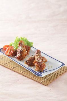Sayap Ayam Bakar Taoco Wijen