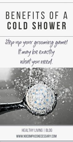 Cold showers can help as an antidepressant, improve your blood flow and circulation, increase the immune system and much more. Healthy Man, How To Stay Healthy, Healthy Living Tips, Healthy Habits, Shower Step, Cold Shower, Health And Wellbeing, Mental Health, How To Increase Energy