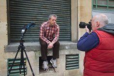 Snoot Lighting - How to take moody strobist portraits using your hotshoe flashgun