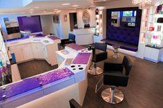 Salon Design Photo Gallery Portfolio Page Two   Salon Interiors, Inc