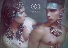 Accesorios - Ed Art Accesorios / Colección  Sirenas 2014 / fotos de campaña