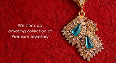 Make your jewellery box more precious with premium jewellery at Ready Deals.