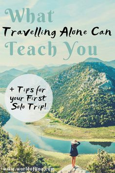 Taking a solo trip can be a dream for some but a nightmare for others. Read more about the solo travel benefits and tips for the first solo trip abroad! Solo Travel Tips, Travel Advice, Travel Stuff, Travel Ideas, Amazing Destinations, Travel Destinations, Group Travel, Solo Travel Groups, Family Travel