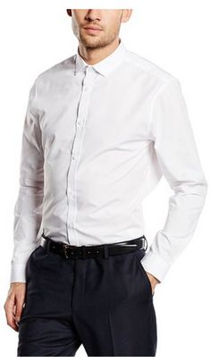Mens Regular Formal Shirts, perfect fitting and best with its classic look.
